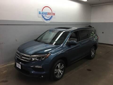 2018 Honda Pilot for sale at WCG Enterprises in Holliston MA