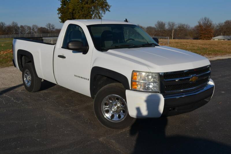 2008 Chevrolet Silverado 1500 for sale at GLADSTONE AUTO SALES    GUARANTEED CREDIT APPROVAL in Gladstone MO