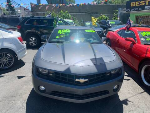 2011 Chevrolet Camaro for sale at Best Cars R Us LLC in Irvington NJ