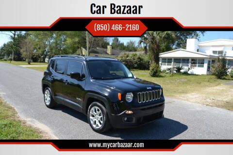 2016 Jeep Renegade for sale at Car Bazaar in Pensacola FL