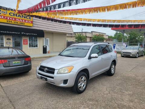 2010 Toyota RAV4 for sale at 2nd Chance Auto Sales in Montgomery AL