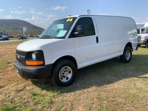 2006 Chevrolet Express Cargo for sale at CorpAuto in Cleveland GA