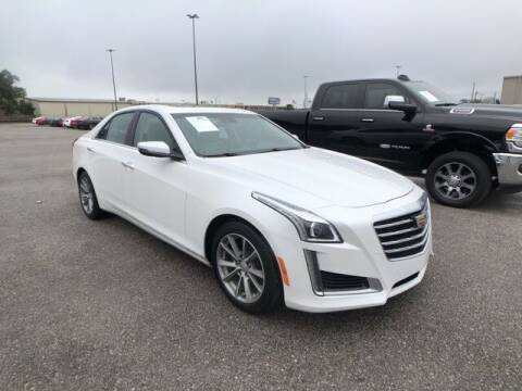 2017 Cadillac CTS for sale at Allen Turner Hyundai in Pensacola FL