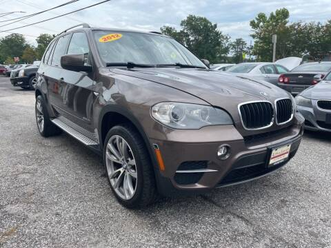 2012 BMW X5 for sale at Alpina Imports in Essex MD