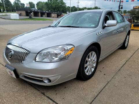 2011 Buick Lucerne for sale at County Seat Motors in Union MO