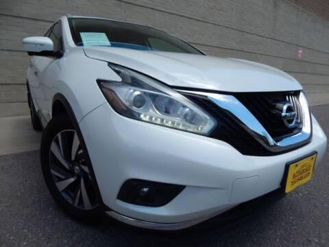 2015 Nissan Murano for sale at Altitude Auto Sales in Denver CO