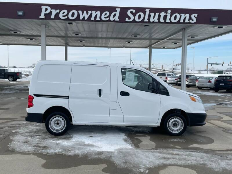 2017 Chevrolet City Express Cargo for sale at Preowned Solutions in Urbandale IA