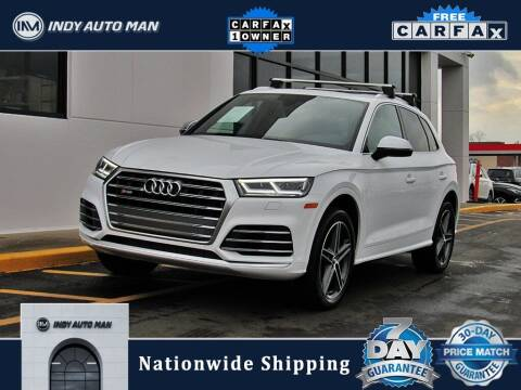 2019 Audi SQ5 for sale at INDY AUTO MAN in Indianapolis IN