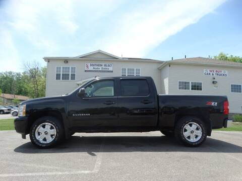 2013 Chevrolet Silverado 1500 for sale at SOUTHERN SELECT AUTO SALES in Medina OH
