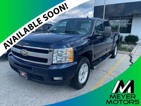 2010 Chevrolet Silverado 1500 for sale at Meyer Motors in Plymouth WI