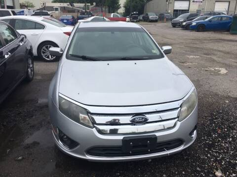 2010 Ford Fusion for sale at Ride One Auto Sales in Norfolk VA