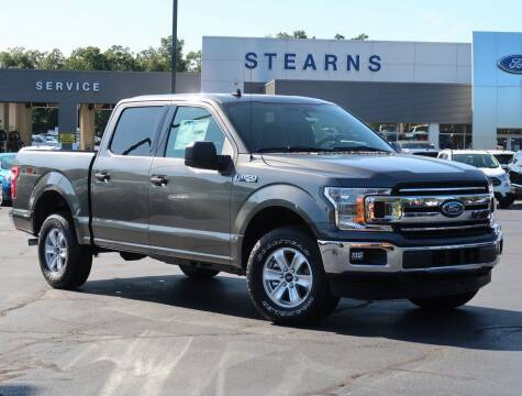 2020 Ford F-150 for sale at Stearns Ford in Burlington NC