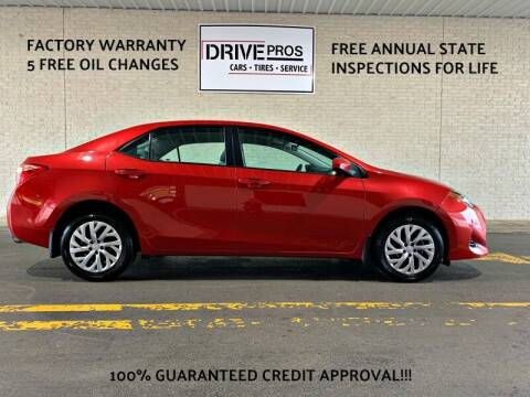2017 Toyota Corolla for sale at Drive Pros in Charles Town WV