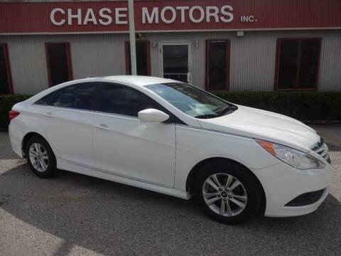 2014 Hyundai Sonata for sale at Chase Motors Inc in Stafford TX