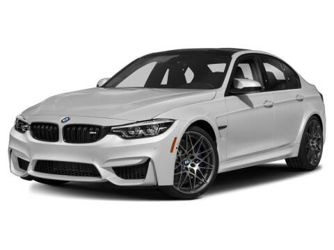 2018 BMW M3 for sale at BMW OF NEWPORT in Middletown RI