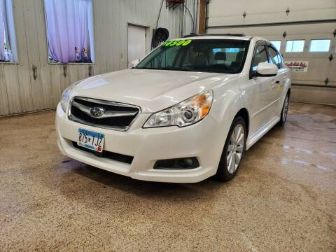 2012 Subaru Legacy for sale at Sand's Auto Sales in Cambridge MN