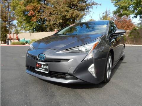 2016 Toyota Prius for sale at A-1 Auto Wholesale in Sacramento CA
