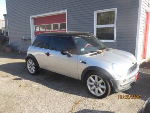 2002 MINI Cooper for sale at D & F Classics in Eliot ME