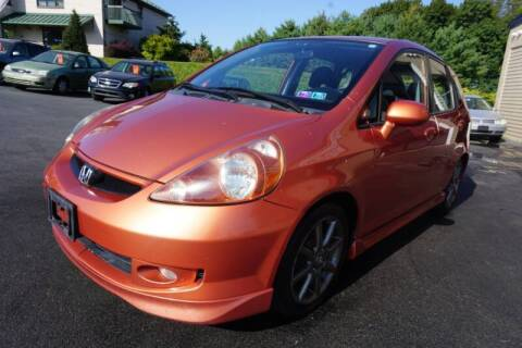 2008 Honda Fit for sale at I-Deal Cars LLC in York PA