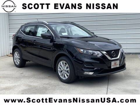 2021 Nissan Rogue Sport for sale at Scott Evans Nissan in Carrollton GA