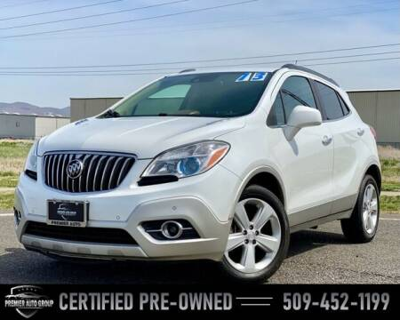 2013 Buick Encore for sale at Premier Auto Group in Union Gap WA