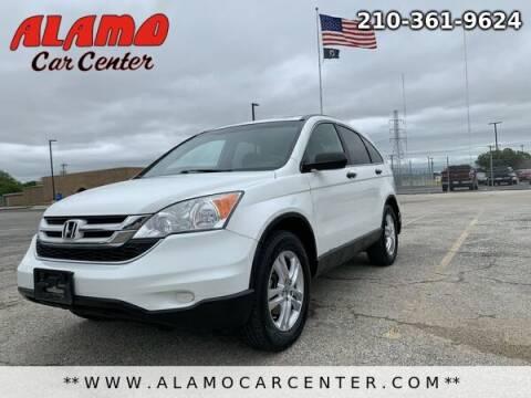 2010 Honda CR-V for sale at Alamo Car Center in San Antonio TX