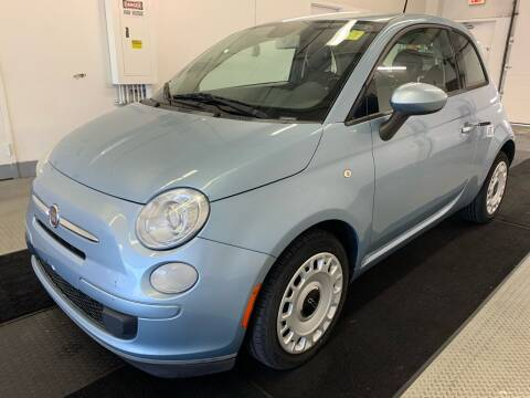 2013 FIAT 500 for sale at TOWNE AUTO BROKERS in Virginia Beach VA