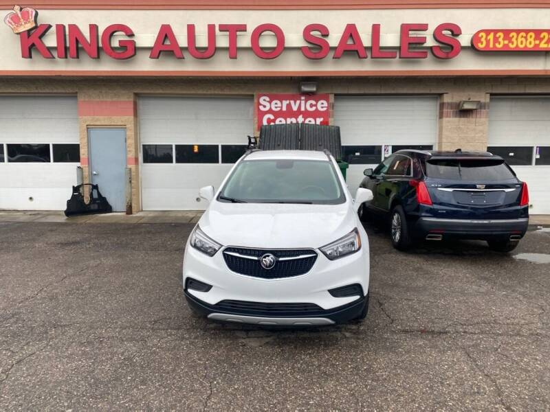 2019 Buick Encore for sale at KING AUTO SALES  II in Detroit MI