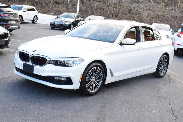 2017 BMW 5 Series for sale at Automall Collection in Peabody MA