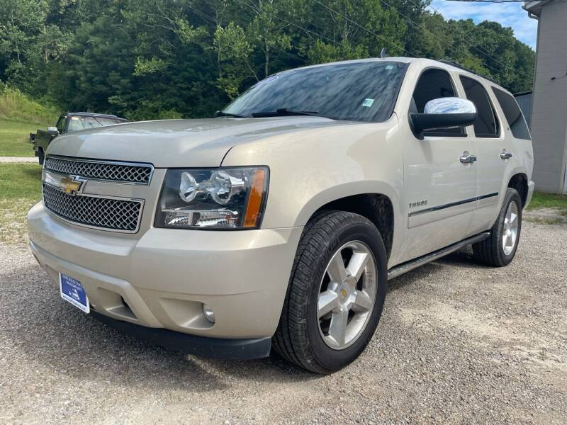 2011 Chevrolet Tahoe for sale at Court House Cars, LLC in Chillicothe OH
