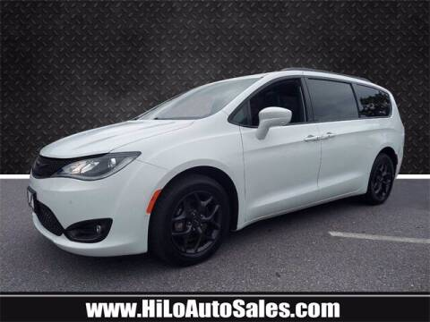 2018 Chrysler Pacifica for sale at Hi-Lo Auto Sales in Frederick MD
