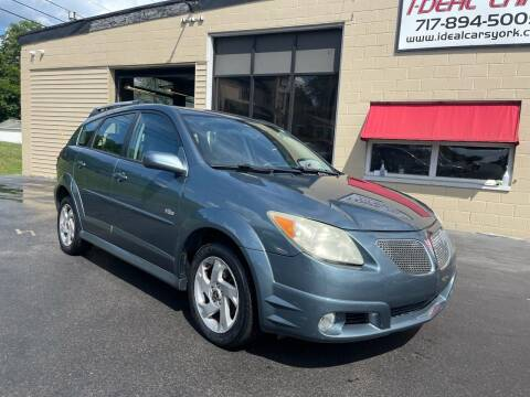 2006 Pontiac Vibe for sale at I-Deal Cars LLC in York PA