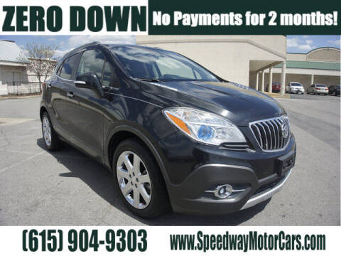 2016 Buick Encore for sale at Speedway Motors in Murfreesboro TN