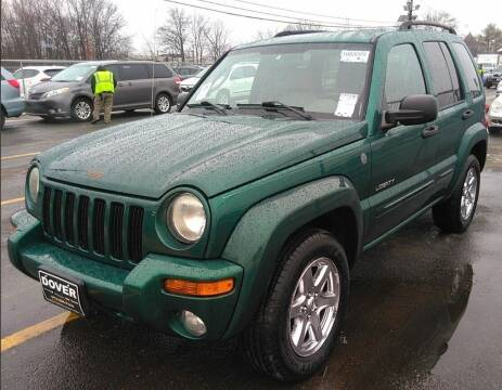 2004 Jeep Liberty for sale at Waukeshas Best Used Cars in Waukesha WI