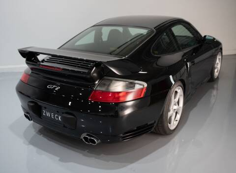 2003 Porsche 911 for sale at ZWECK in Miami FL