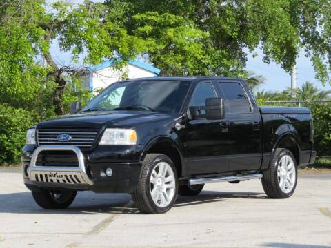2007 Ford F-150 for sale at DK Auto Sales in Hollywood FL