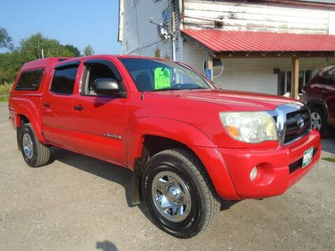 2008 Toyota Tacoma for sale at Wimett Trading Company in Leicester VT