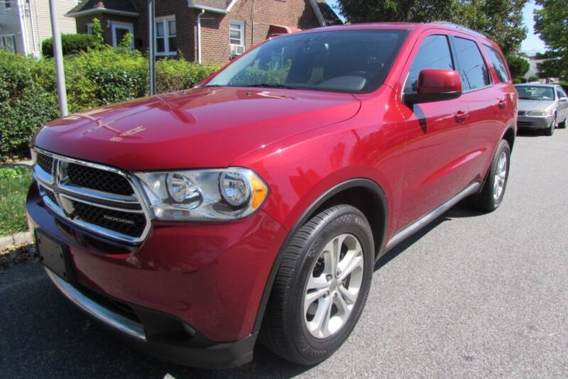 2011 Dodge Durango for sale at First Choice Automobile in Uniondale NY