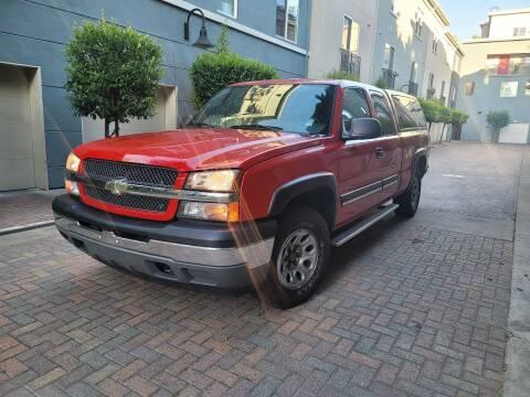 2005 Chevrolet Silverado 1500 for sale at Bay Auto Exchange in San Jose CA