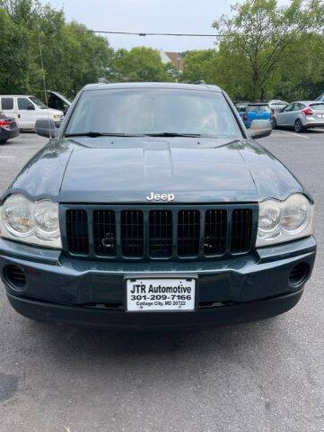 2005 Jeep Grand Cherokee for sale at JTR Automotive Group in Cottage City MD