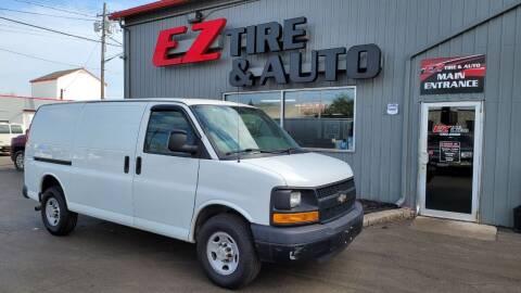 2012 Chevrolet Express Cargo for sale at EZ Tire & Auto in North Tonawanda NY