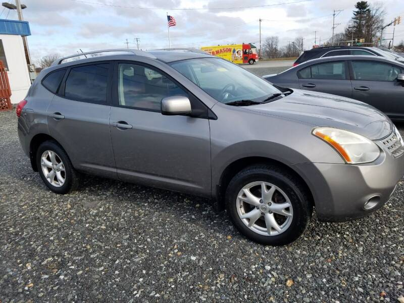 2008 Nissan Rogue for sale at Oxford Motors Inc in Oxford PA
