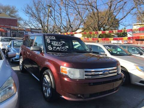 2009 Ford Flex for sale at Chambers Auto Sales LLC in Trenton NJ