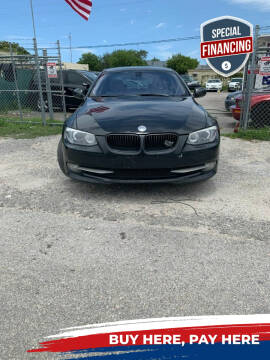2013 BMW 3 Series for sale at Best Auto Deal N Drive in Hollywood FL