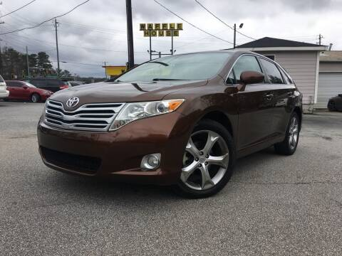 2009 Toyota Venza for sale at Georgia Car Shop in Marietta GA