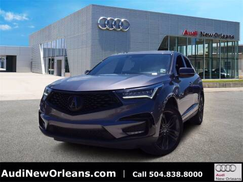 2019 Acura RDX for sale at Metairie Preowned Superstore in Metairie LA