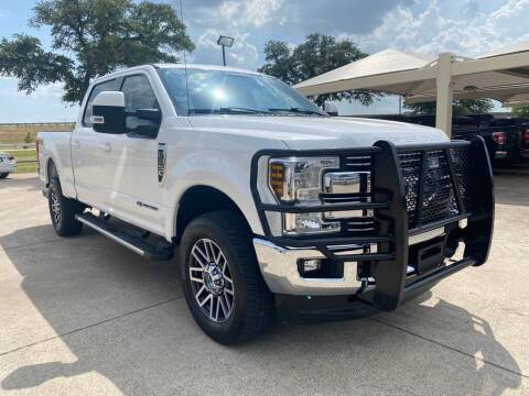 2018 Ford F-250 Super Duty for sale at Thornhill Motor Company in Hudson Oaks, TX