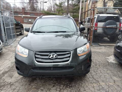 2010 Hyundai Santa Fe for sale at Six Brothers Auto Sales in Youngstown OH