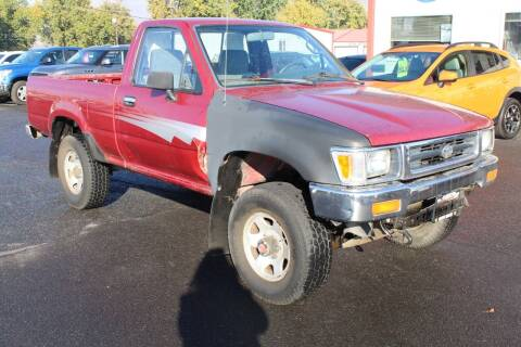 1992 Toyota Pickup for sale at Clarkston Auto Sales in Clarkston WA