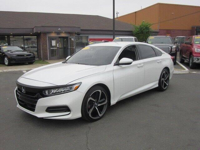 2018 Honda Accord for sale at Lynnway Auto Sales Inc in Lynn MA